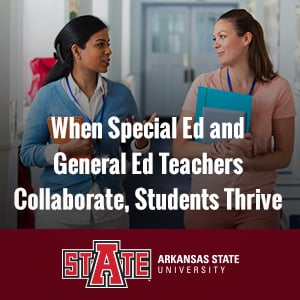 Serving Gifted Students In General Ed >> Importance Of Collaboration In Special Education A State