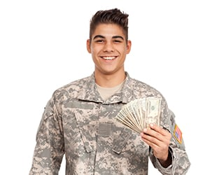 Military services at A-State can help with the Post-9/11 GI Bill and the Montgomery GI Bill, as well as other programs