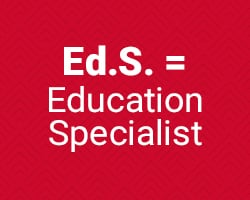 What's the Difference Between an Ed.S. and an Ed.D.?