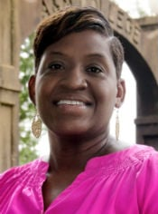 Dr. Latoshia Woods, Assistant Professor at A-State