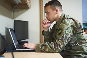Use Military Tuition Assistance or the GI Bill Toward Online MSE in Reading